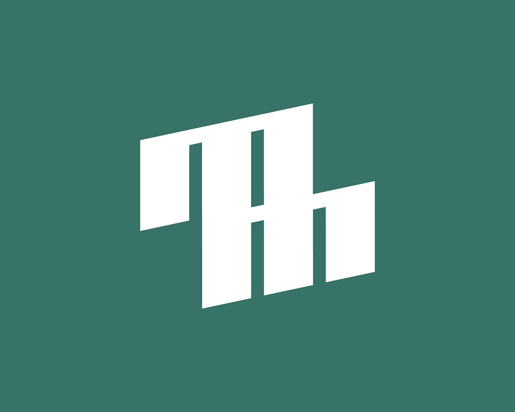 Logo en huisstijl voor Momenta Media gemaakt door Sjoerd van Schagen