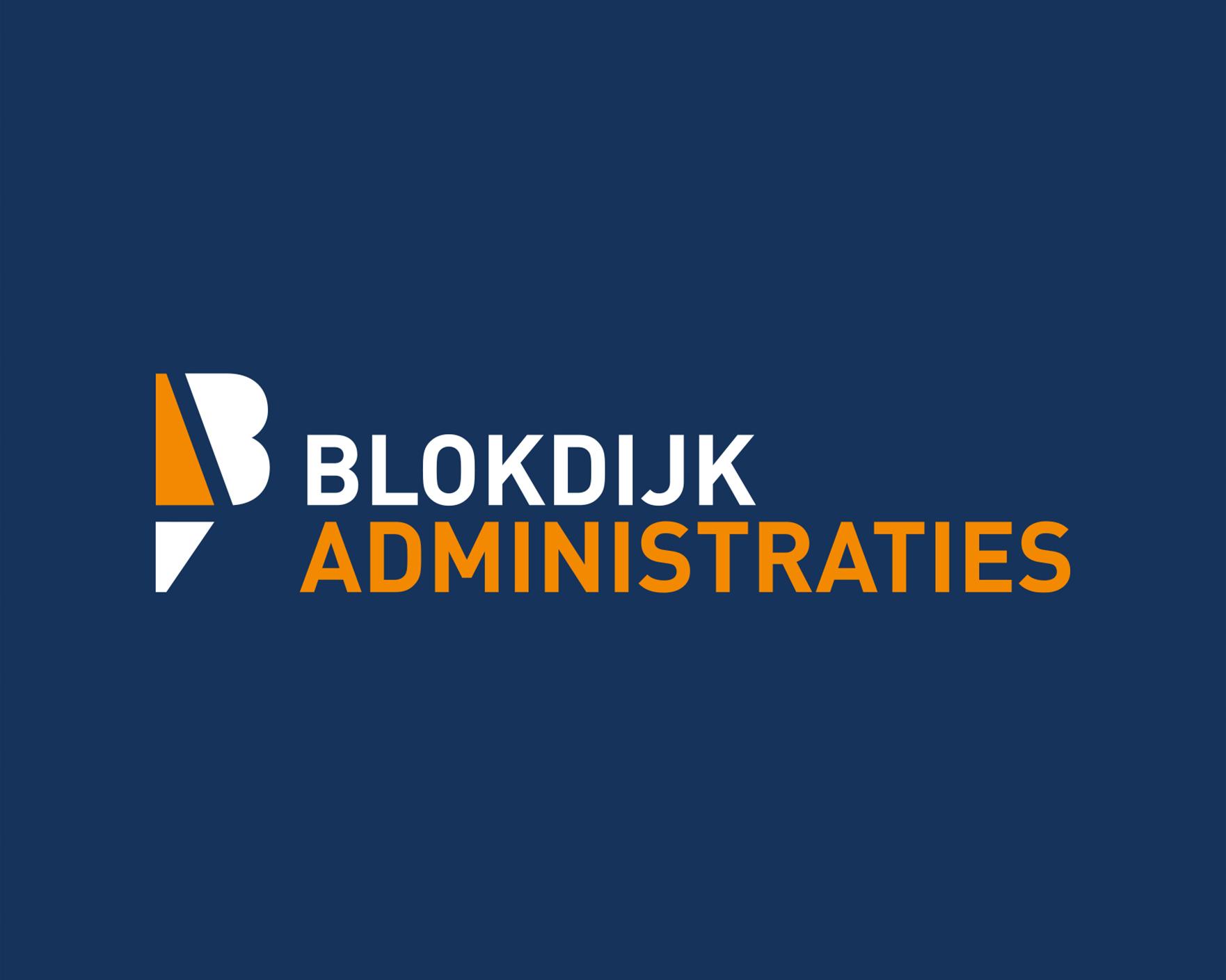 Logo voor Thomas Blokdijk Administraties in Tuitjenhorn gemaakt door Sjoerd van Schagen