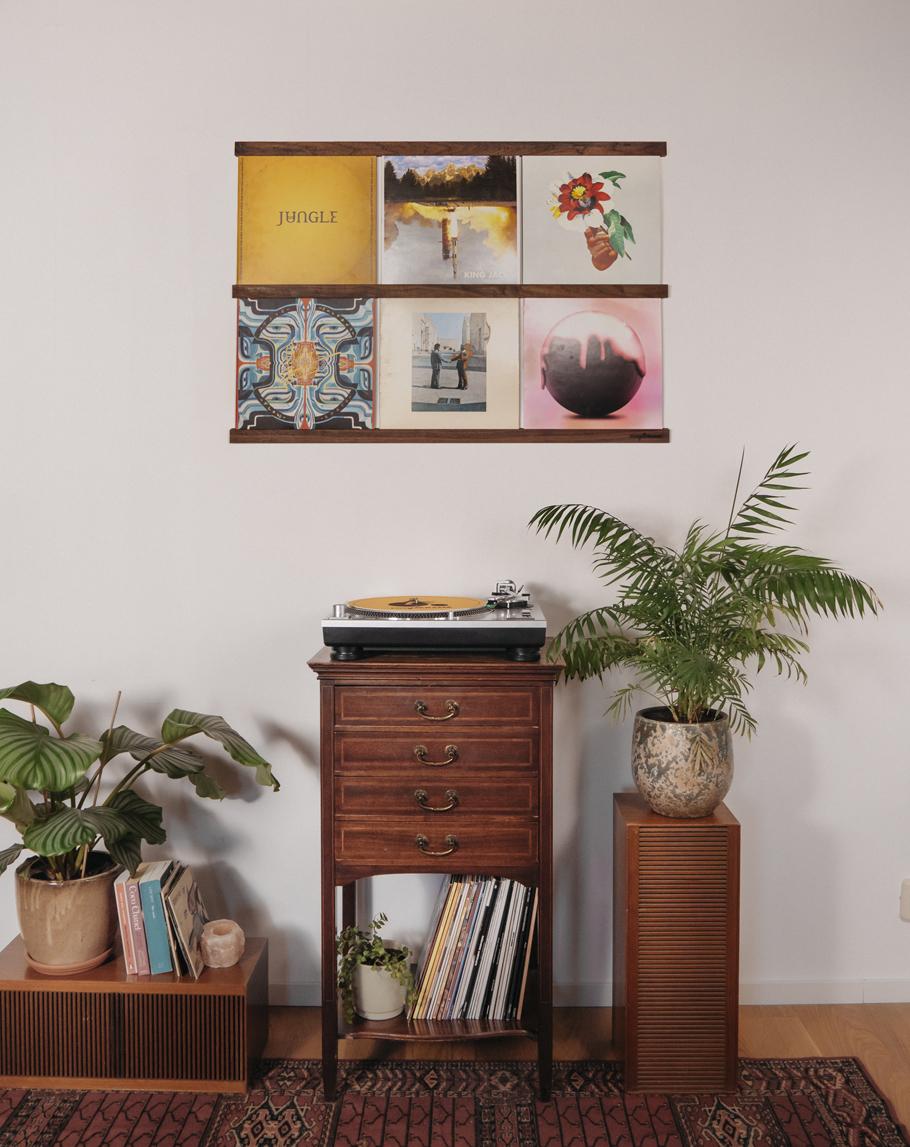 Het VinylFrame volledig. Foto gemaakt door Hannah Bruijnzeel